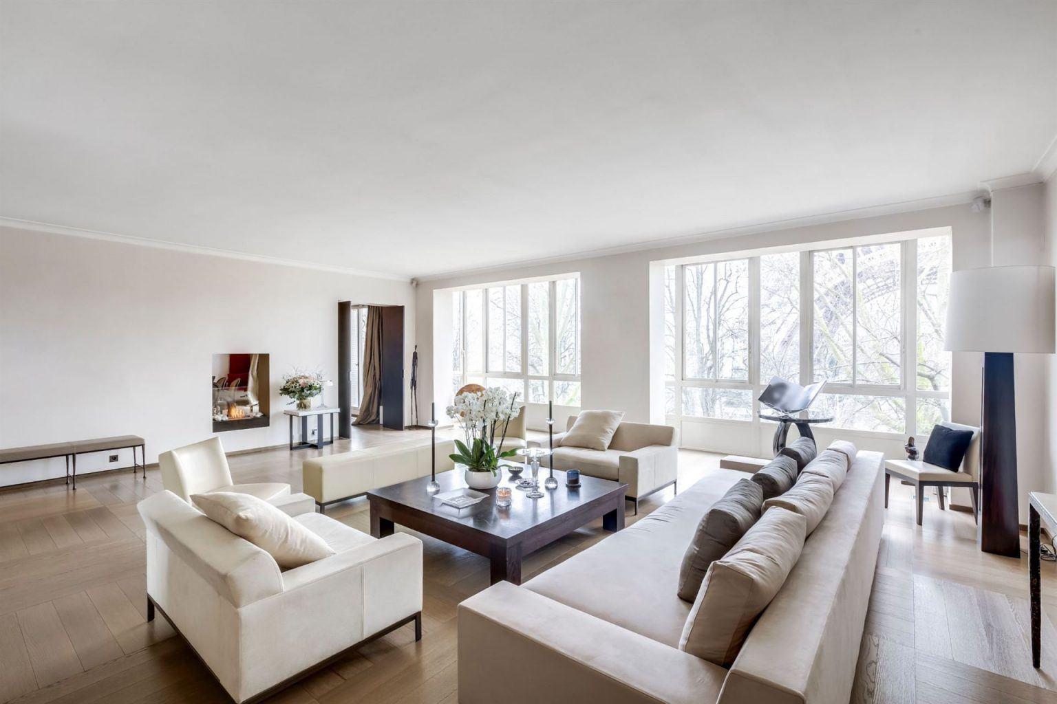un appartement LMNP rénové à Paris