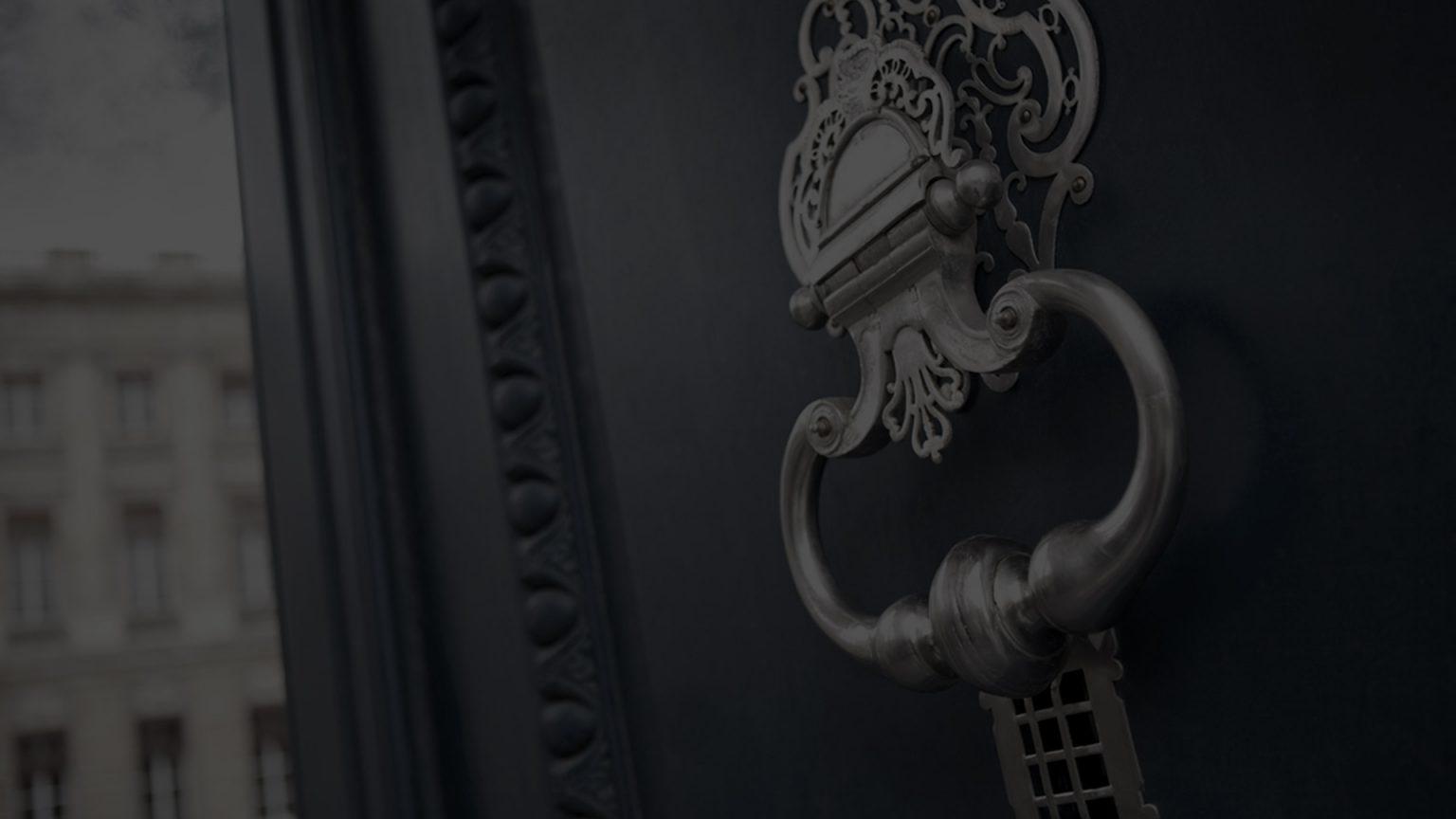 Porte et Impôt sur la fortune immobilière - Cheval Blanc Patrimoine