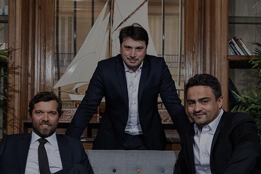 Les fondateurs du Cabinet Cheval Blanc Patrimoine