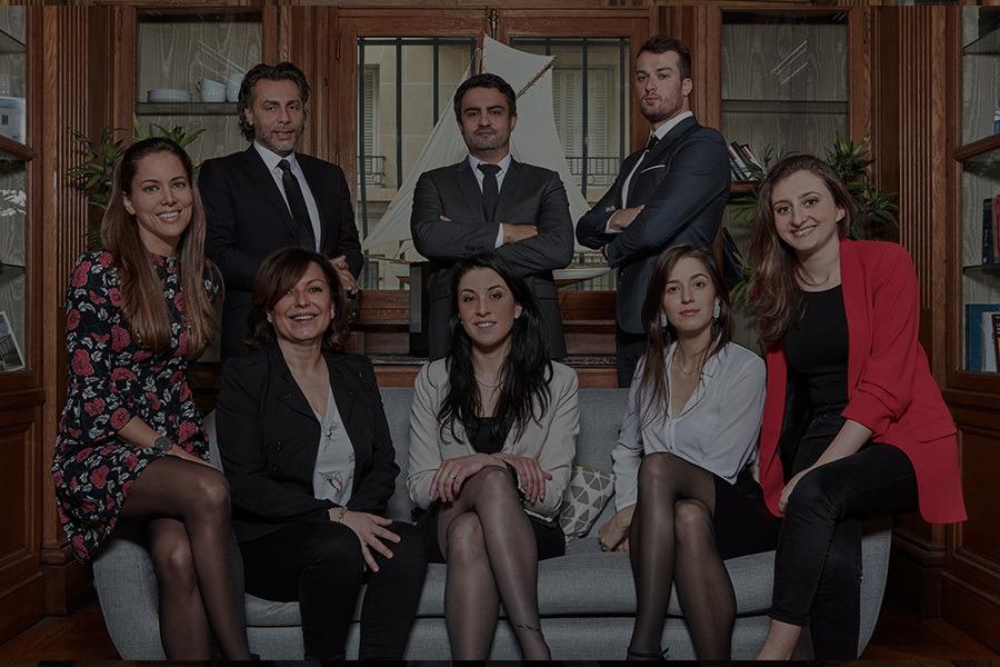 L'équipe gestion de patrimoine - Cheval Blanc Patrimoine
