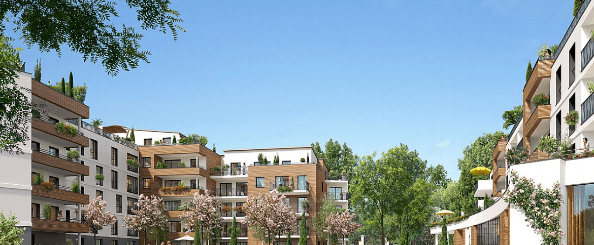 Programme Immobilier Neuf Le Plessis Robinson visuel 002