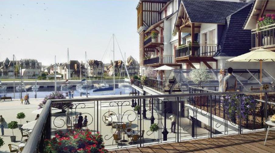 Les Jardins d'Eugénie - Deauville